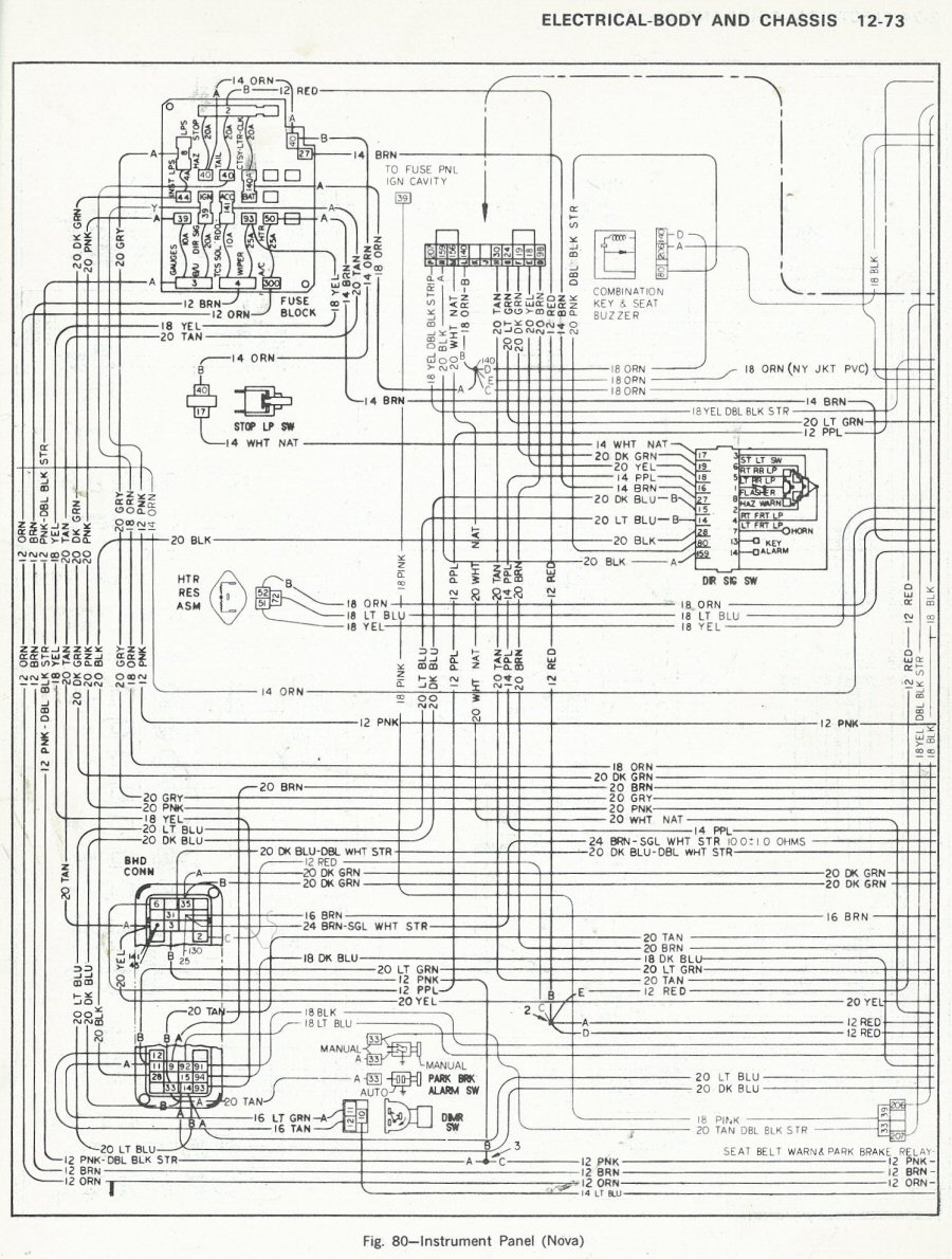 Wiring Diagram 1974 Chevy 350 Alternator Free Download 3 Wire 73 Nova Engine Basic 1985